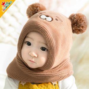 Princess mother infant cap cap scarf baby boy girl baby wool hat children hat scarf MZ8393
