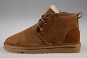 Hot stivali Vendita-inverno stivali classici dei nuovi uomini di serie Newm cinghie casuali scarpe da corsa avvio a caldo