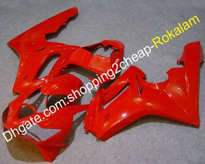 Daytona 675 Verkleidungen für Triumph Daytona675 2006 2007 2008 Daytona-675 Alle roten ABS-Kunststoff-Straßenverkleidungssätze (Spritzguss)