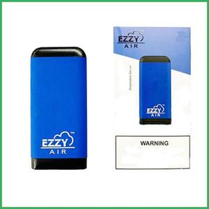 EZZY 공기 일회용 장치 포드 스타터 키트 450mAh 배터리 2.7ML 카트리지 Vape 펜 보안 코드 포쉬 플러스 EON