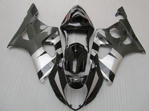 Kit de cuerpo de carenado del molde de inyección Para SUZUKI GSXR1000 03 04 GSX-R1000 Carrocería GSXR 1000 K3 2003 2004 Carenados + regalos