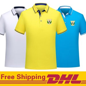 Free DHL Shipping leganes soccer Polo Shirt men Short Sleeve polos training Football T-Shirt Jersey can be mixed batch Men's Polos