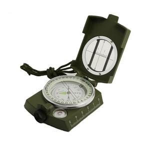 Compass Professional Military Army Metal Sighting Waterproof Compass for Outdoor Sport Clinometer Camping Hiking Trave Outdoor Gadgets