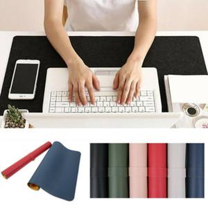 Ultra Large Mouse Pad Tapis de jeu Bureau en cuir Tapis d'écriture Usage domestique Bureau