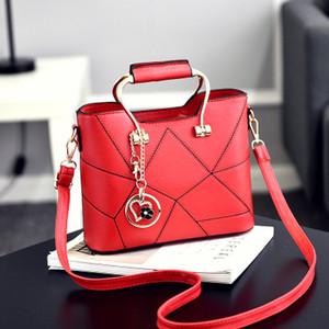 Borse Messenger Bag in pelle 2020Ladies PU per le donne di lusso femmina qualità a tracolla donne famose Borse Designer