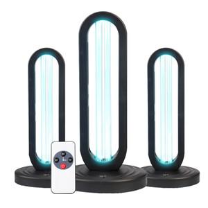 Vente en gros 50W UVC ultraviolet Quartz Lumière noire Ampoule lampe bactéricides germicide désinfection lampe UV stérilisateur Retirer Clean Air