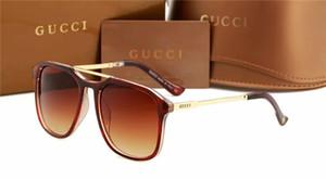 Início Acessórios de Moda óculos de sol Produto detalhe óculos escuros de grife de luxo óculos de sol à moda da moda de alta qualidade Polarizado para homens