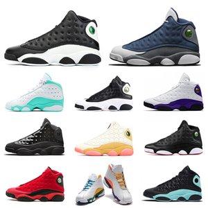 nike air jordan retro flint 13 hommes femmes chaussures de basket jumpman 13s Reverse He Got Game Playground Barons Dirty Bred baskets de sport pour hommes