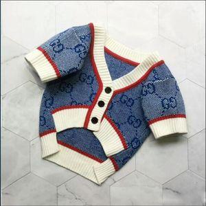 INS Стиль собак Coat с Письмо моды Pet свитер для зимы осени плюшевых Bulldog шнауцер Одежда