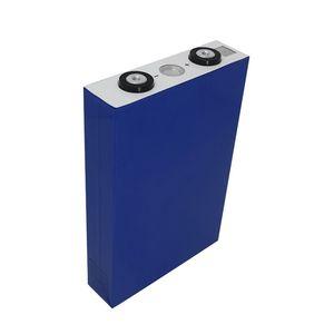New 3.2V 75Ah bateria lifepo4 Prismatic CELL 12V 24V 75Ah para EV RV bateria Solar DIY UE US TAX FREE UPS ou FedEx