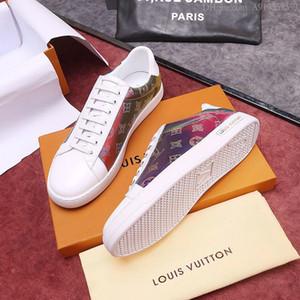 Nueva llegada de Luxemburgo la zapatilla de deporte para hombre zapatos zapatos Herren Marken Luxus Schuhe más el tamaño de los deportes con cordones de caminar al aire libre respirable Footwears