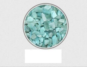Mode Natürliche Citrine Kristall Trommelstein Heilung 100g = 1Bag 4Color Arts and Crafts Haus Dekoration DHL wählen können