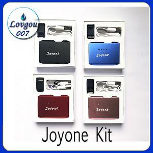 Kit Joyone autentico con batteria Vape 410mAh Kit scatola preriscaldamento Mod e cartuccia caricabatterie USB Kit DHL gratuito