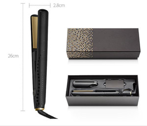 V Gold Max Hair Straightener Classic Professional styler Fast Hair Straighteners Iron Hair Styling Tools Good Quality