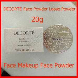 2019 Face Makeup Popular AQMW Face Powder Makeup Loose Powder Poudre Libre Transparente 4 Colors Cosme Decorte 20g