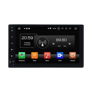 """2 din 9 """"dvd de voiture GPS androïde 8.0 octa core pour Toyota Fortuner 2016 2017 avec radio stéréo DRS Bluetooth WIFI USB DVR 4 Go de RAM 32 Go de ROM"""
