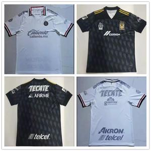 2019 maillots de football Rayados Special Edition 20 Club 21 Coupe du Monde 2020 Chivas Pizarro Maximiliano Tigres UANL chemises de football à manches longues