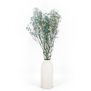 100g 85cm Bridal Bouquet Fashionable Modern Style Gypsophila Baby's Breath Artificial Plant Flower Home Gardening Wedding Chrismas Decor