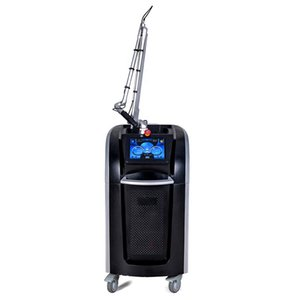 Pico Laser Machine Tattoo Removal Korean standing picosecond laser price Picosecond q switched nd yag laser 1064nm+532nm+755nm