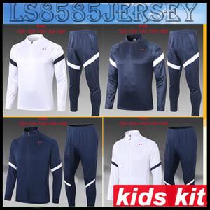 كيت KIDS 20 21 الفرنسية MBAPPE التدريب دعوى لكرة القدم جيرسي GRIEZMANN 2020 2021 فرنسا قمصان كرة القدم الكبار عدة رياضية مجموعة ذات جودة عالية