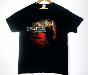 Chris Young M IM Comin Üzeri Tur Gömlek 2015 Tur