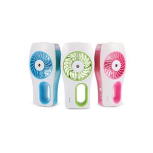 beau ventilateur USB pure humidificateur Fresh Fresh Fragrance Fragrance huile essentielle éthérique humidificateur à ultrasons à vapeur froide Aroma brouillard voiture bureau Diffu