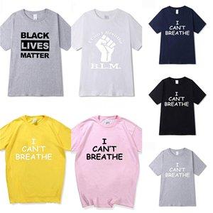 I Cant Breathe! Vlone Mens Designer T-shirt Homme Femme de haute qualité Hip Hop T-shirt imprimé serpent Vlone T-shirts Taille S-2TG # 612