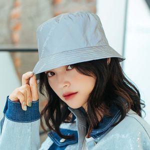 NEW ПРИБУДЕТ! Конструктор крышки шлема Ins прилива ведро шляпа Простой и стильный роскошный Зонт от солнца шляпы носимых для мужской и женской отдыха
