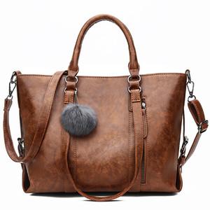 Borse a tracolla di lusso per le donne 2017 Borse a tracolla del progettista di Leftside Borsa a tracolla vintage femminile Borse grandi e borse donna Y19061204