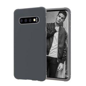 For Samsung S9 S10 E Plus Note 9 J3 J4 J6 J7 2018 2 In 1 Hard PC Soft TPU Bumper Corners Design Protective Phone Case Cover