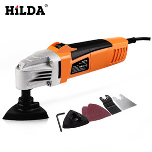 HILDA Renovator Multi Tools Electric Multifunction Oscillating Tool Kit Multi-Tool Trimmer Electric Saw Accessories Power Tool