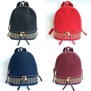 Designer-Patent Leather Backpack delle donne di lusso del progettista Alligatore Borsa delle signore delle donne spalla Messenger Borse Zaino Femminile Tote # 867