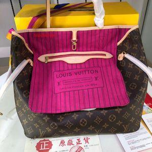 #0954 L Crossbody bag Design Handbags high quality Luxury Handbag Famous OriginaHot material leather straps Shoulder Bags m40990 m41605