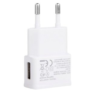 EU Plug white 5V USB Wall Charger +micro USB Cable for Samsung S3 I9300 note 3 note4 Xiaomi phone Android Phones