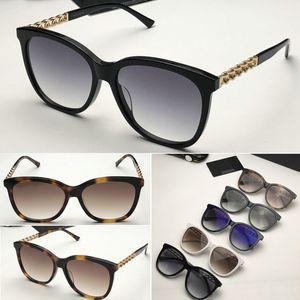 Yeni kadın polarize güneş gözlüğü lüks kadın oval çerçeve ultra hafif rahat, anti-UV, yüksek kaliteli zincir bacaklar 2183, T-H CH sunglasses