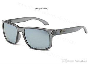 Marka lüks tasarımcı güneş gözlüğü erkek Costa Rafael 9102 Bisiklet boxcase ile polarize UV Koruma Plaj sunglasses