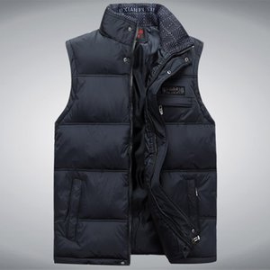 2018 nuovo autunno e inverno abbigliamento maschile di mezza età di mezza età di grandi dimensioni padre caricato giubbotto in cotone giubbotto da uomo giacca
