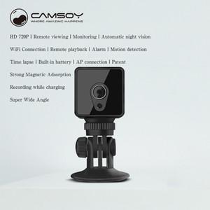 S1 WIFI 720P HD Mini caméra DV enregistreur vidéo de vision nocturne IR sans fil Accueil Caméra réseau Nanny Cam sécurité