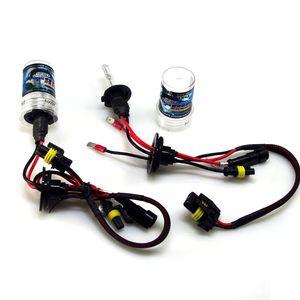 CAR 2PCS Car Styling 12V 35W Xenon HID Headlight Replacement Bulb Car Lamp Light H1 H3 H4 H7 H11 9005 9006 380 880 D2C S