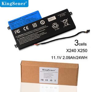 KingSener Внутренняя батарея 45N1110 45N1111 45N1112 для Lenovo ThinkPad T440 T440S T450 T450S X240 X250 X260 X270 45N1109 45N1112