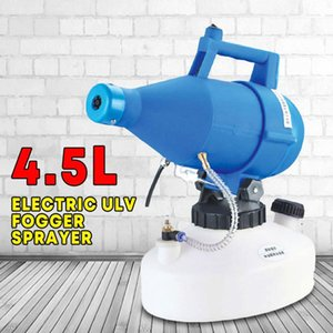 220V 4.5L Irrigation Atomizer Electric Sprayer Portable Electric Mosquito Killer with Strong Power for Gardens Watering Equipments GGA3375
