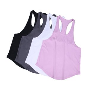 Mens Workout Vests Muscle Gym Sports Tank Top Loose Sexy Training Running Sleeveless Shirts Breathable Bodybuilding Undershirt