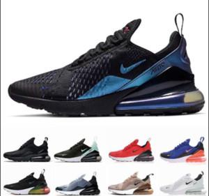 2020 Metallic Gold 270 React mens running shoes Script 270s Just Bleached Coral Dusk Purple Bauhaus Sea Green men women sports sneakers