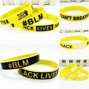 Siyah Hayatlar Matter! 6 Renkler Katı Renkler Pompon Silikon Clap Bileklik 21.5X2.5Cm Sevimli Çocuklar Sevimli Pompons Bilezik Oyuncak Parti Performans # 84