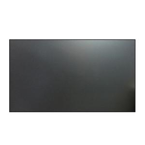 """FreeShipping окружающий свет отклоняет проекционный экран ALL 80 """"90"""" 100 """"120"""" Ультратонкая граница рама лучший дизайн для проекторов UST"""