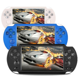 Hot X9-S 5.1 inch HD Screen Handheld Game Console 8GB Support TV 32bit 1000 Classic Game Player MP4 Multimedia Camera Video Game