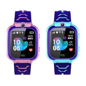 kids smart watch touch screen lbs location hd photography telephone watch shaper trinmmer shirts supplies
