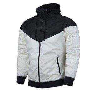 Tasarımcı Kazak Ceket Erkek Kadın Ceket Ceket Uzun Kollu Logo Ile Sonbahar Spor Fermuar Windcheater Erkek Giysileri Artı Boyutu Hoodies