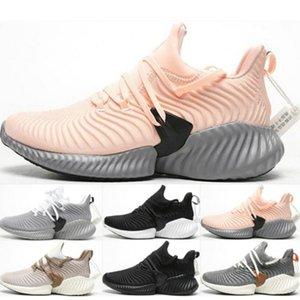 2019 chaussures de designer AlphaBounce Instinct CC M à rayures stéréoscopiques semelle intercalaire de Bouncetm Sport chaussures de course hommes femmes Sneakers EUR 36-45