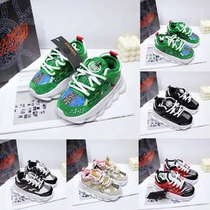 nuova reazione a catena di lusso bambini Sneakers Designers bambini Fashion Look Distretto rsace Chaussures Casual Shoes 26-37